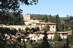 Castello di Verrazzano - Verrazzano castle