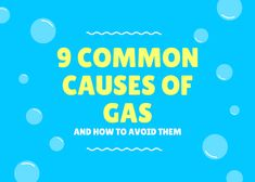 Feeling gassy and uncomfortable? Here are 9 common causes of gas, plus dietitian-approved tips on dietary and lifestyle changes to help you feel better. Stomach Gas Causes, Stomach Gas Remedies, Gassy Foods, Fodmap Diet, Low Fodmap, Diet Food List, Food Lists, Gerd Diet, Irritable Bowel Syndrome