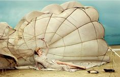 GNTM parachute christian schuller - Google Search