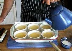 Technique: How to Make and Use a Bain Marie