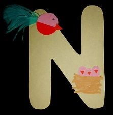 letter N van Nest