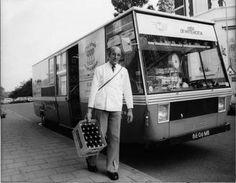 Graaf Sandwich en andere etenswaardigheden: De SRV-wagen komt terug