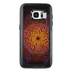 "Inspiration Mandala - ""Peace"" OtterBox Samsung Galaxy S7 Edge Case"
