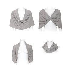 loop scarf / shawl / shrug   :size (US 6-12, EU 36-42)