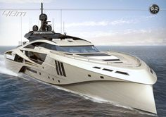 Palmer Johnson 48m SuperSport Series Superyacht — Luxury Yacht Charter & Superyacht News