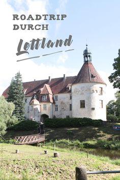 Camping-Roadtrip durch Lettland #baltikum