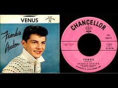 Frankie Avalon - Venus (Stereo) - YouTube