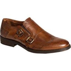 Men's Bacco Bucci Bartalli Tan Leather - Overstock™ Shopping - Great Deals on Bacco Bucci Work Shoes
