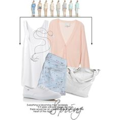 """""""waiting for spring"""" by nicolisandra on Polyvore"""