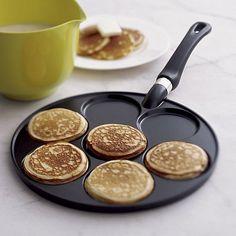 Silver Dollar Pancake Pan | Crate and Barrel