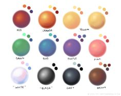 안녕하세요 | shading colour tips
