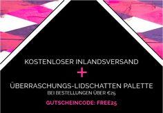 BH Cosmetics FREE25