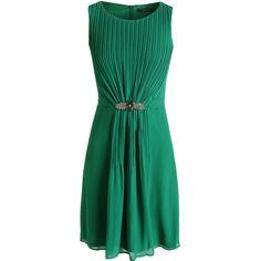 0252e91833faa6 De leukste bruiloft jurkjes · Een elegante jurk in een opvallende kleur,  perfect voor een lente/zomer bruiloft!