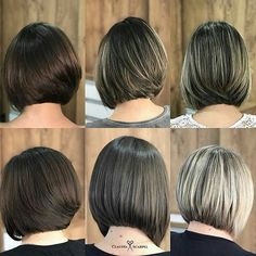 Classic-Short-Bob-Haircut Best New Bob Hairstyles 2019 Best New Bob Hairstyles Would you like to get a new look? We offer you to check the New Bob Hairstyles 2018 – 2019 we have handpicked just for you. Bob Hairstyles 2018, Short Bob Haircuts, Undercut Hairstyles, Popular Hairstyles, Wedding Hairstyles, Back Of Bob Haircut, Angeled Bob Haircut, Swing Bob Haircut, Medium Hair Styles