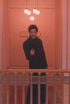 Adrien Brody - The Grand Budapest Hotel