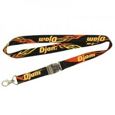 Full colour lanyards will get your brand noticed