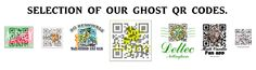 Ghost QR codes