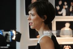Actress Rebecca Hall attends AOL Build to discuss her film 'The Gift' at AOL Studios on July 27, 2015 in New York City.