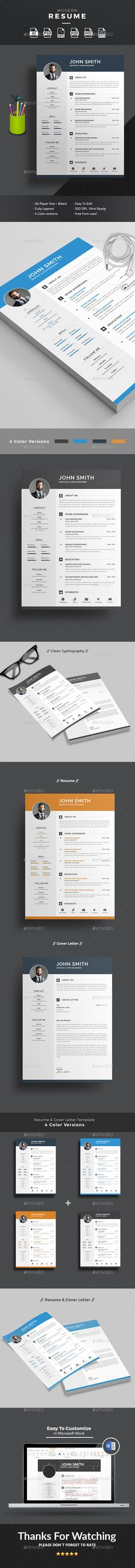 #Resume - #Resumes #Stationery Download here…