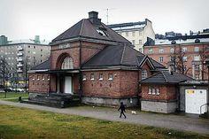 Harju youth center in Helsinki, Finland
