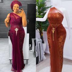 Nigerian Lace Styles, Aso Ebi Lace Styles, African Lace Styles, Lace Dress Styles, Latest Aso Ebi Styles, African Style, Ankara Styles, African Traditional Dresses, Latest African Fashion Dresses