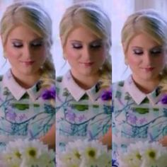 """I have decided to take my singing more seriously now .... @meghan_trainor love you btw QUESTION : 2x4=__ - 4+ 3= ?"""