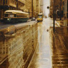 Oil Paintings By Jonathan Ahn Kies eens een bijzonder onderwerp!