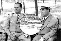 PROCURILA FBI DOKUMENTA: Obelodanjen pravi TITOV IDENTITET! Konačno jasno ko je vodio Jugoslaviju