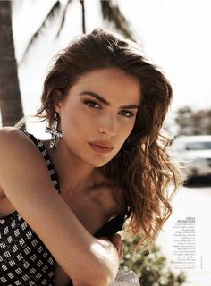 Vogue's most inspirational women of 2013 - Cameron Russell.