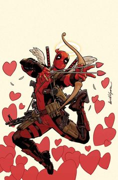 Deadpool #26 - David Lopez