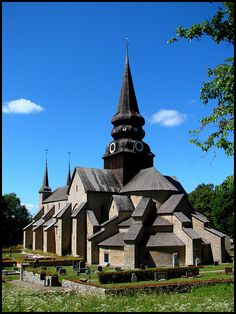 Varnhem Abbey, Skara, Sweden.