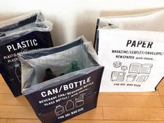 さっそく使ってみました! Glass Bottles, Packaging Design, Barrel, Envelope, Storage Ideas, Organization, Envelopes, Organization Ideas, Design Packaging