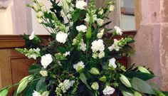 Whether it's a small parish church or something a bit larger, a church wedding isn't a church wedding without special church flowers.