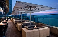 15 Incredible Rooftop Bars in Hong Kong