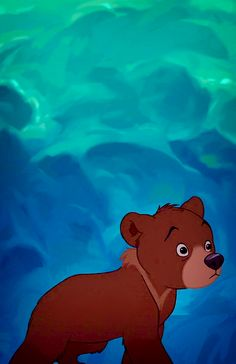 Brother Bear - Koda - Pisces