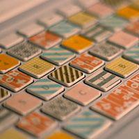 Washi tape to jazz up keyboard! So many other ideas for Washi tape crafts Diy Masking Tape, Cinta Washi Tape, What Is Washi Tape, Washi Tape Crafts, Washi Tapes, Duct Tape, Washi Tape Laptop, Cute Crafts, Diy Crafts