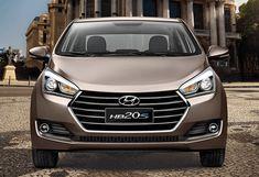 Fotos e Preços Hyundai HB20 2018 Brasil | Brasil e Dinheiro