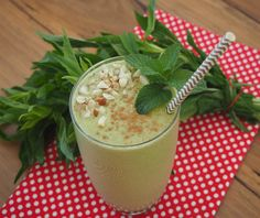 Spearmint Smoothie