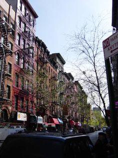 MacDougal Street Greenwich Village