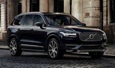 #Volvo #XC90. El todoterreno inspirado en el espíritu sueco con diseño atractivo y funcional.
