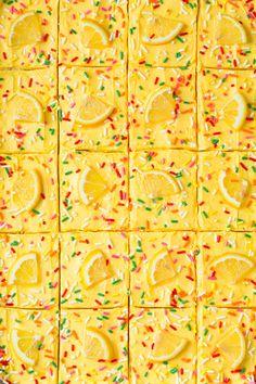 Lemon Sugar Cookie Bars Follow Hypepress on instagram