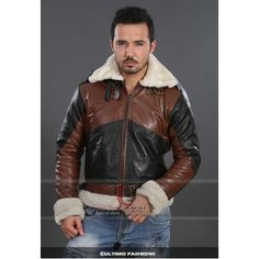 dc3bb99723b 56 Best Leather jacket men images in 2019