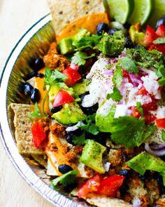 Pinned by @theellenshow -> my vegan nachos for Cinco de Mayo!..