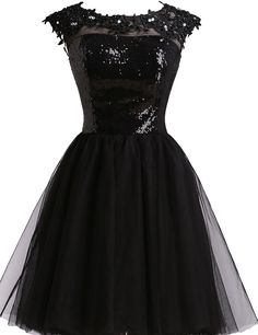 3ad6ac4efeb LovingDress Women s Tulle and Sequins Homecoming Dresses Short Prom Dress  at Amazon Women s Clothing store