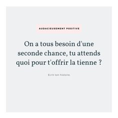 Seconde Chance, Inspiration Entrepreneur, Les Sentiments, Cards Against Humanity, You Deserve Better, Bonheur, Being Happy, Positive Quotes, Motivational Quotes