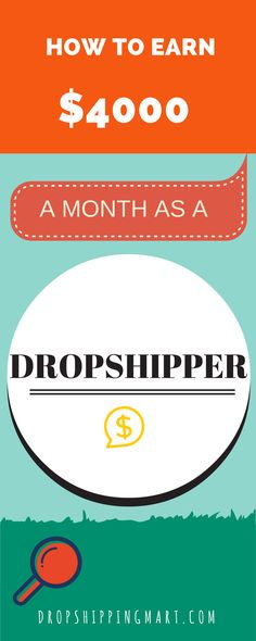 How To Start A Drop Shipping Business With Little Cash .This is perfect side hustle for at home stay moms or nine to five people that want to start their home based business. Check it out Work From Home Jobs, Make Money From Home, Way To Make Money, Make Money Online, How To Make, Money Tips, Money Saving Tips, Home Based Business, Online Business