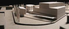 """""""A Szombathelyi Weöres Sándor Színház új épülete"""" építészeti és városrendezési... Museum, Hungary, Museums"""