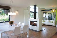 Choix du feu ouvert Notre construction avec Maisons Baijot | Notre construction avec Maisons Baijot
