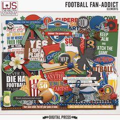Football Fan-Addict | Elements