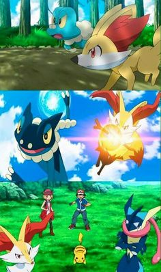 Amourshipping ^.^ ♡ Insectivoreshipping ^.^ ♡ I give good credit to whoever made this